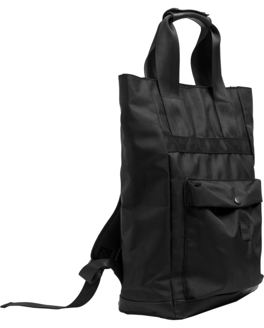 Carry Handle Backpack black